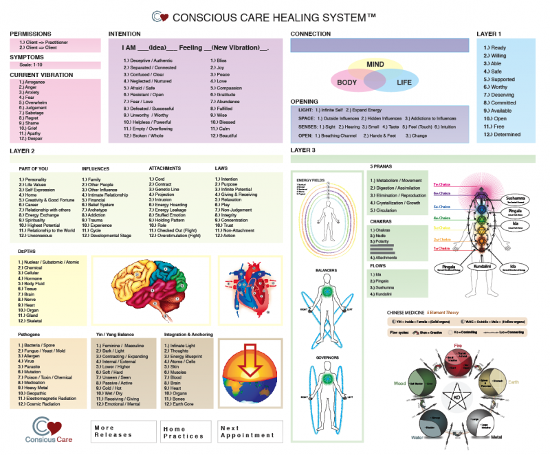 Conscious Care Healing System